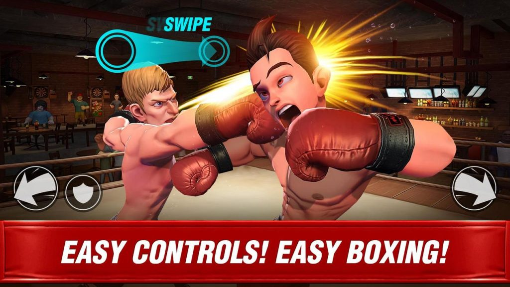 Boxing Star Apk Mod Unlocked
