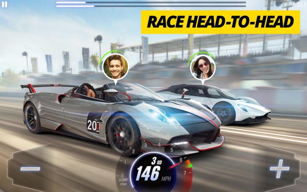 CSR Racing 2 – Free Car Racing Game Apk Mod