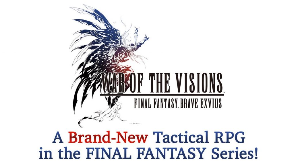 FFBE WAR OF THE VISIONS Apk Mod