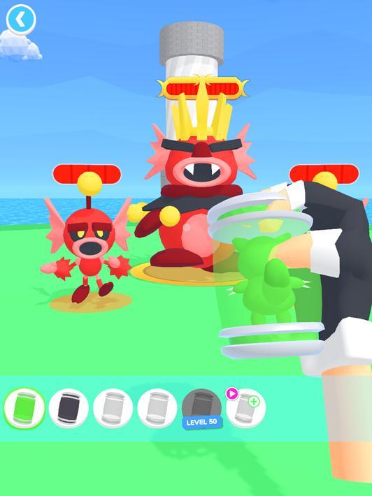 Monster Box New Apk Mod