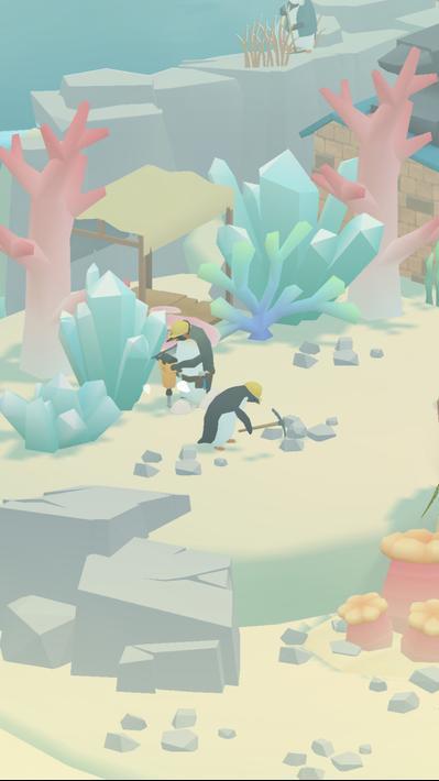 Penguin Isle Apk Mod Unlocked