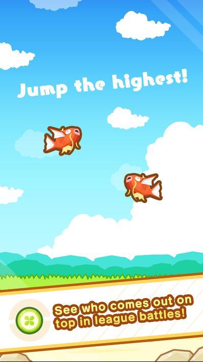 Pokémon Magikarp Jump Apk Mod
