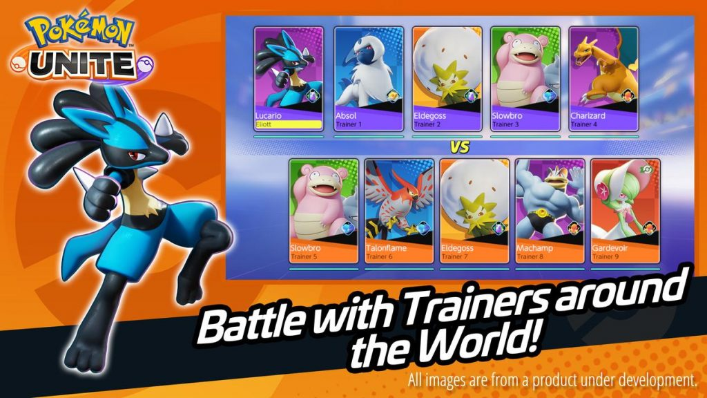 Pokémon UNITE Apk Mod