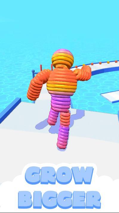 Rope-Man Run Apk Mod