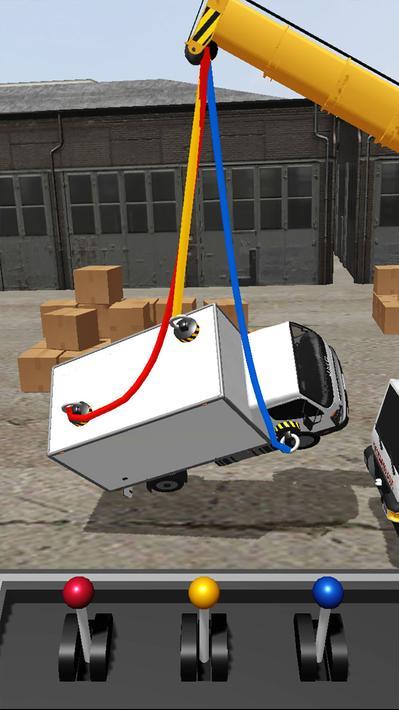 Crane Rescue Apk Mod