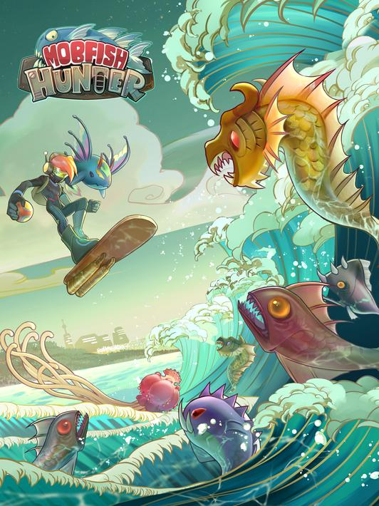 Mobfish Hunter Apk Mod