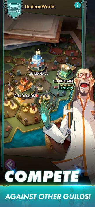 Undead World Hero Survival Apk Mod